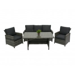 Arendal 5.0 sofagruppe grå