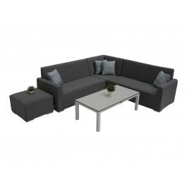 Myth sofagruppe m Benidorm sofabord