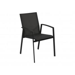 Achen stol grå