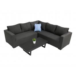 Ego  C  hjørnesofa med Alvory sofabord