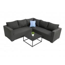 Ego  C  hjørnesofa med Square sofabord