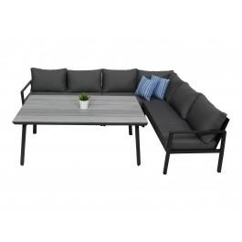 Kragerø sofagruppe antrasitt m Scano 160