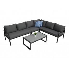Kragerø sofagruppe sort m Postiano sofabord
