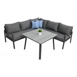 Kragerø sofagruppe 210  antrasitt m Scano 90