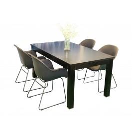 Mayfair spisebord med Tam stol