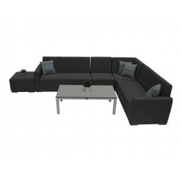 Myth XL sofagruppe m Benidorm sofabord