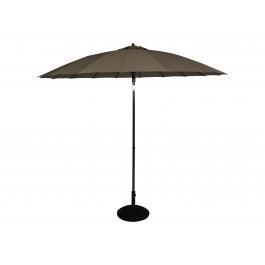Osaka parasoll 270 cm diameter beige