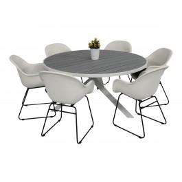 Scano 150d hvit med TAM stol